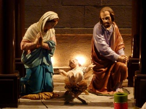 Bozic - Isus Hrist kao beba