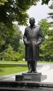Ivo Andric - Spomenik u Beogradu